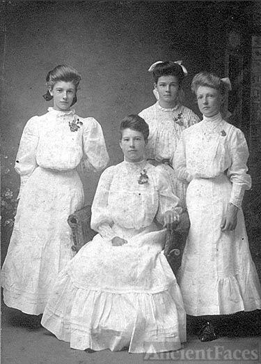 Jessie Lee Holcomb, circa 1905 GA