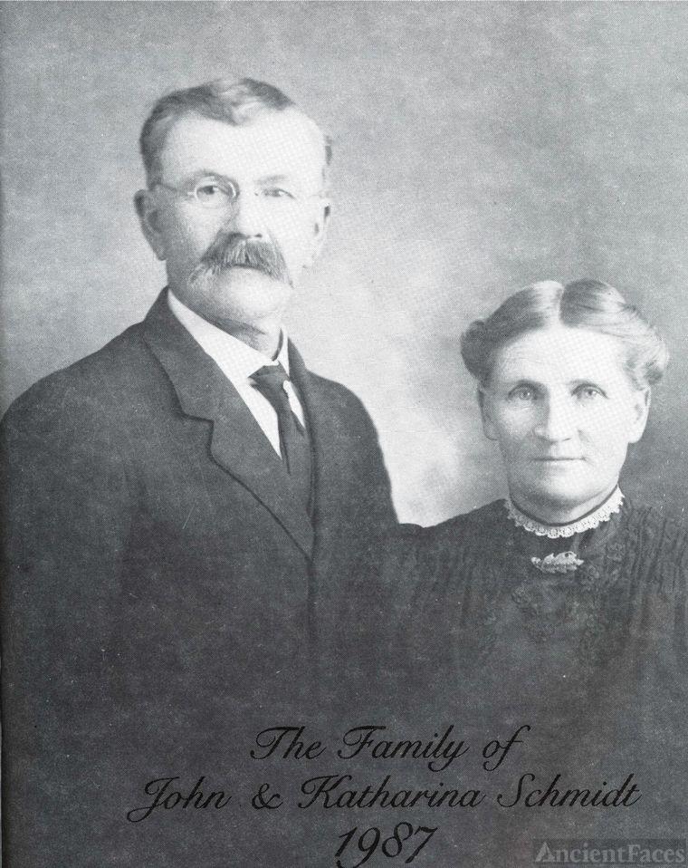 John & Katherina Schmidt