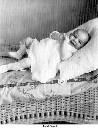 Ancel Earp Jr. at Six Months