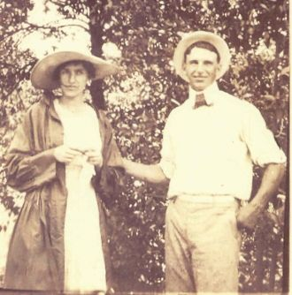 Roy & Nellie Stone