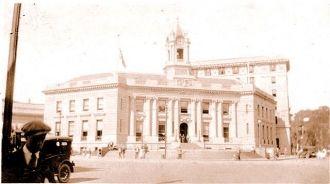 City Hall- Stamford,CT-1922