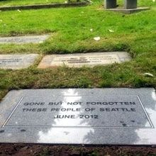 Frederick A Locke gravesite