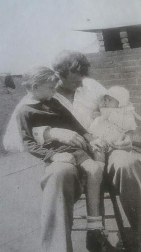 Barbara and Arthur Ciauri, James Cuthbert