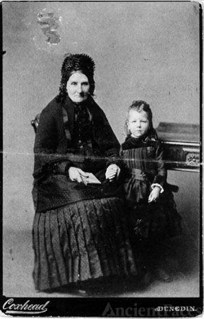 Jenifer Hocking & Elizabeth Grenfell, 1888