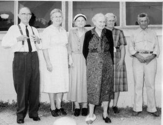 Barker Family Members