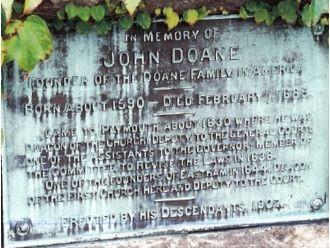 A photo of John John Doane