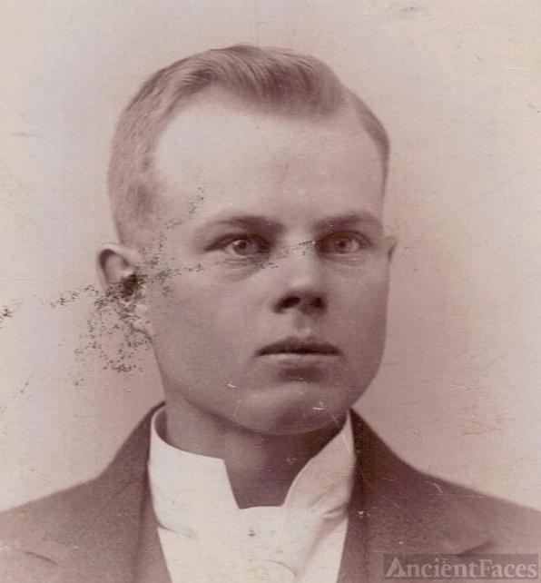 Franklin Wooster Bruner, 1895 Nebraska