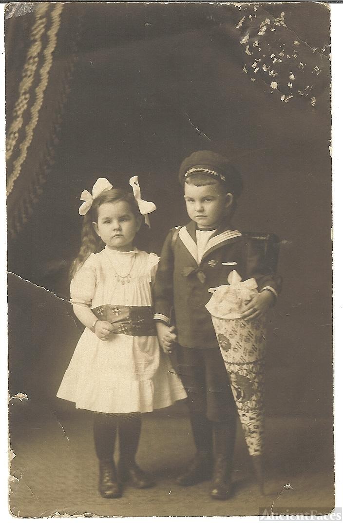 Unknown Stylish Children