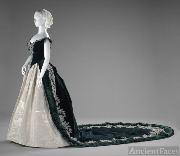 Charles Frederick Worth dress, 1888