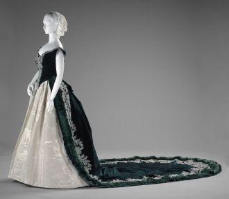 Charles Frederick Worth dress, 1888