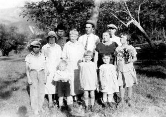 Berrington and Shaffer families