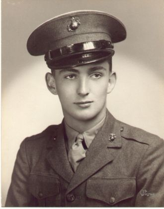Albert R. Krause SR. U.S.Marines