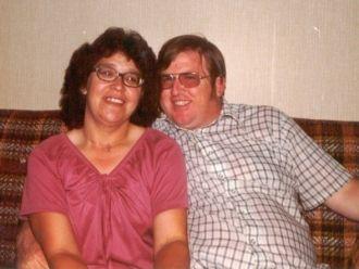 Ray L. DeMoss n wife Julia