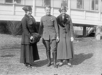 Lieutenant C. Drew 1919