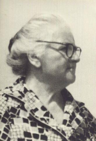 Doroteja Dobrilovic, Croatia 1963