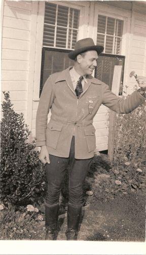 Horace C Harrington