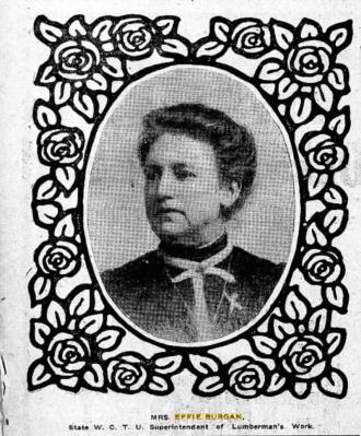 Effie Sutton Burgan