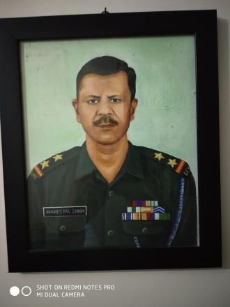 Mahesh Pal Singh s/o  Ajit Singh and grand son of Sahab SinghVillage- Pirthipur ( Gangath) Nurpur ,Kangra (HP)