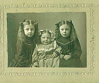 Frank and Mary Emerys daughters
