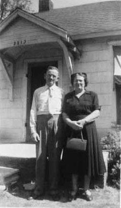 Frank Hugh and Irma June Carman McKenzie