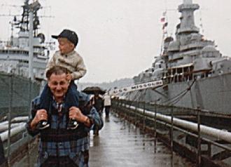 Frank Kroetch & Daniel Pinna at the Missouri