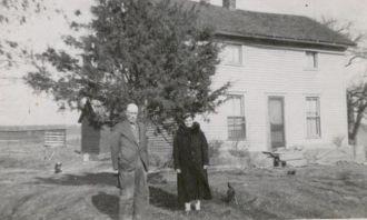 Lee Callahan and Daisy Gibson Callahan