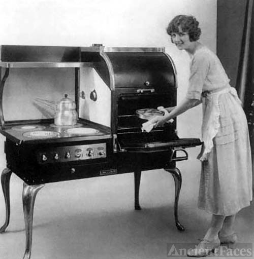 General Electric Stove, 1920's
