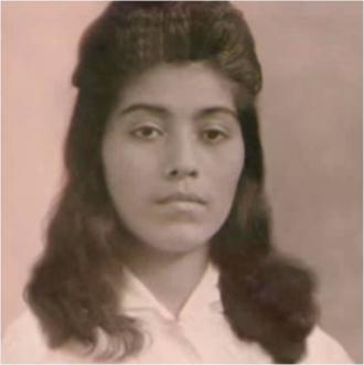 Reyna Marroquin - Lover & Victim of Howard B. Elkins