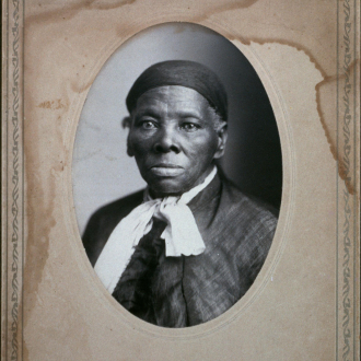 """""""Moses of Her People"""" Harriet Tubman"""