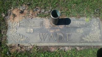 Ronald Edward Wade