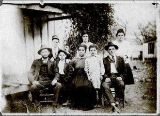Gabe Sherbet & Family