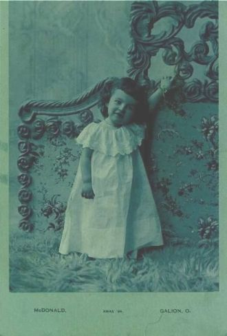 Unknown Little Girl 2