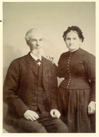 Aaron and Emma Toole
