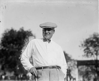 Harding in Newspaper Men's Golf Tournament, [5/22/23]