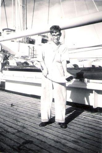 Stanley John Lakin Sweeney, India