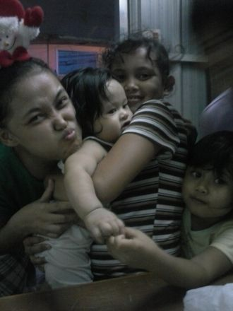 Jenibeb, Sebastian, Jade, & Jeslet Breis, Philippines