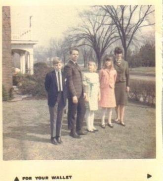 Mark Everett family