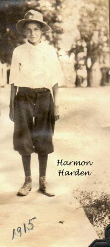 Milton Harmon Harden