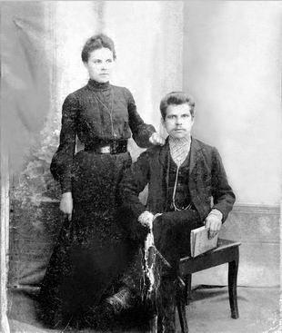 Paul Kot & Augusta Kot (Kropf)