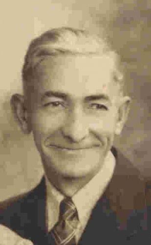 Great Grandpa Lyons