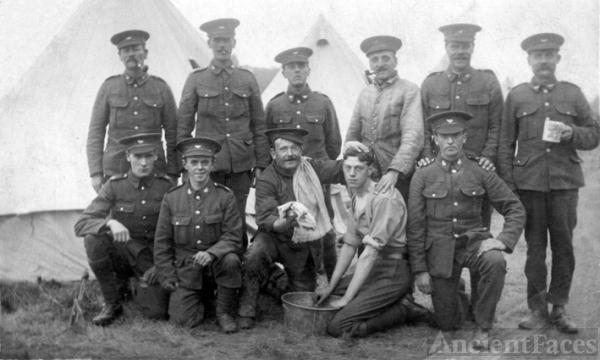 KOYLI WW1 France 1917