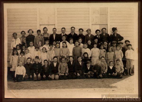 Petty's Chapel School, 1915
