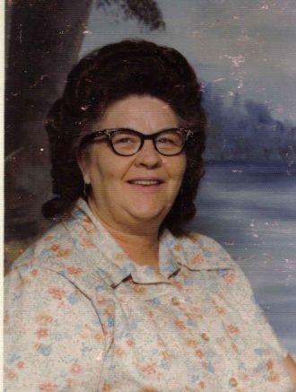 Mary K Frazier