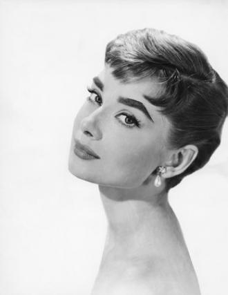 A photo of Audrey Hepburn