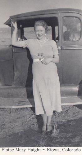 Eloise Mary Haight Carr