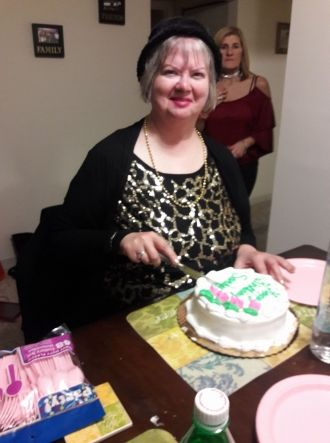 A photo of Sandra J. Palma