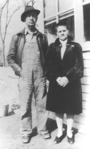 Harry and Christena Doty