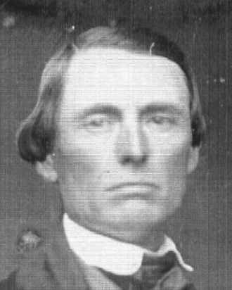 Maj. Gideon McKnight Alsup
