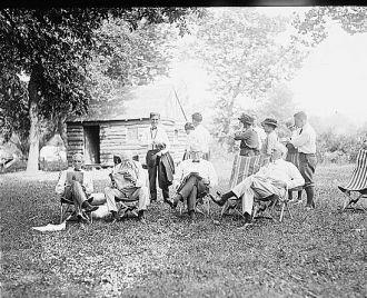 Firestone Edison camp