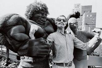 Stan Lee - Comic Book Legend